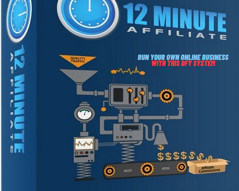 The Plug 'N Play 12 Minutes Affiliates