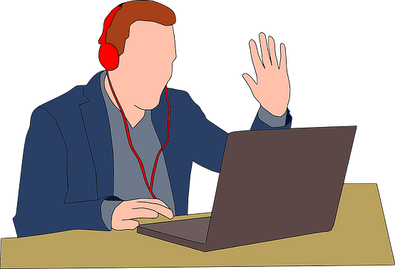 man-on-computer-video-conferencing