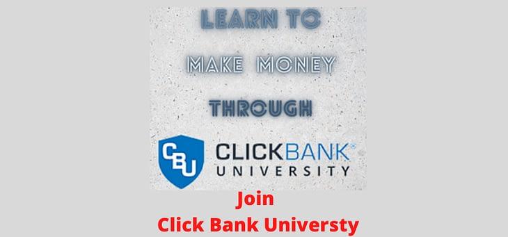 join clickbank university